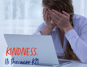 Kindness. Its the new KPT, Thrive Magazine Issue 6