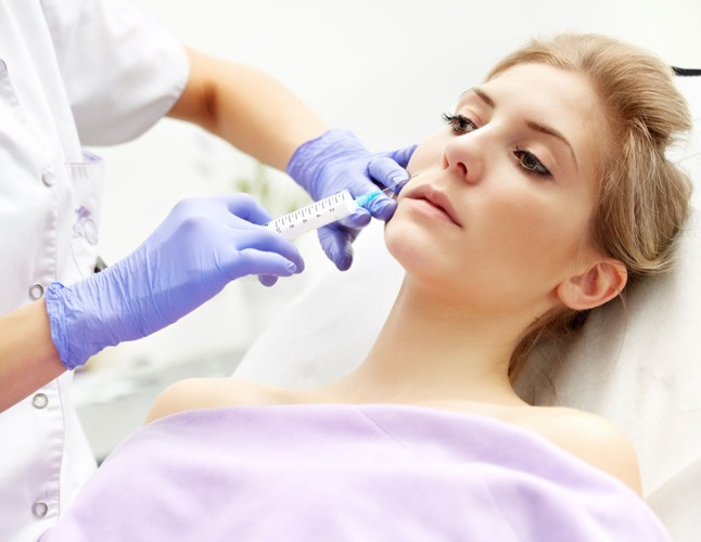 A woman receiving botox is the new aesthetics boom, Thrive E Magazine, Issue 7, Health and Wellness Magazine